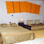 Chambre aux lumieres du toubkal maroc