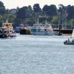 Bretagne, le chemin des Iles, île aux moines