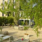 Ty Mad Hôtel, jardin, Neorizons