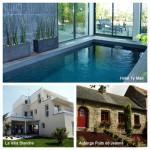 Hebergement Bretagne : Ty Mad, La Villa Blanche, Puits de Jeanne