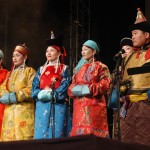 choeur mongol