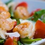 crevettes_flambées_muscat_corse_recette_neorizons