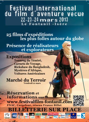 festival international du film d'aventure vecue