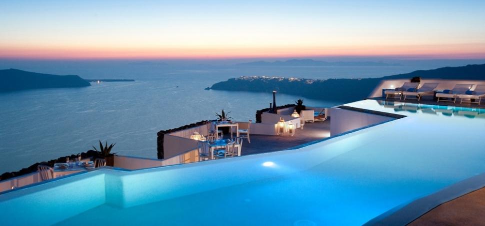 les plus beaux h tels romantiques h tel santorini grace santorin gr ce neorizons bien. Black Bedroom Furniture Sets. Home Design Ideas