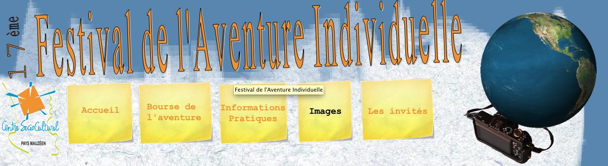Festival de l'Aventure Individuelle René Caillié