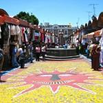Puebla-Mexique-Marche