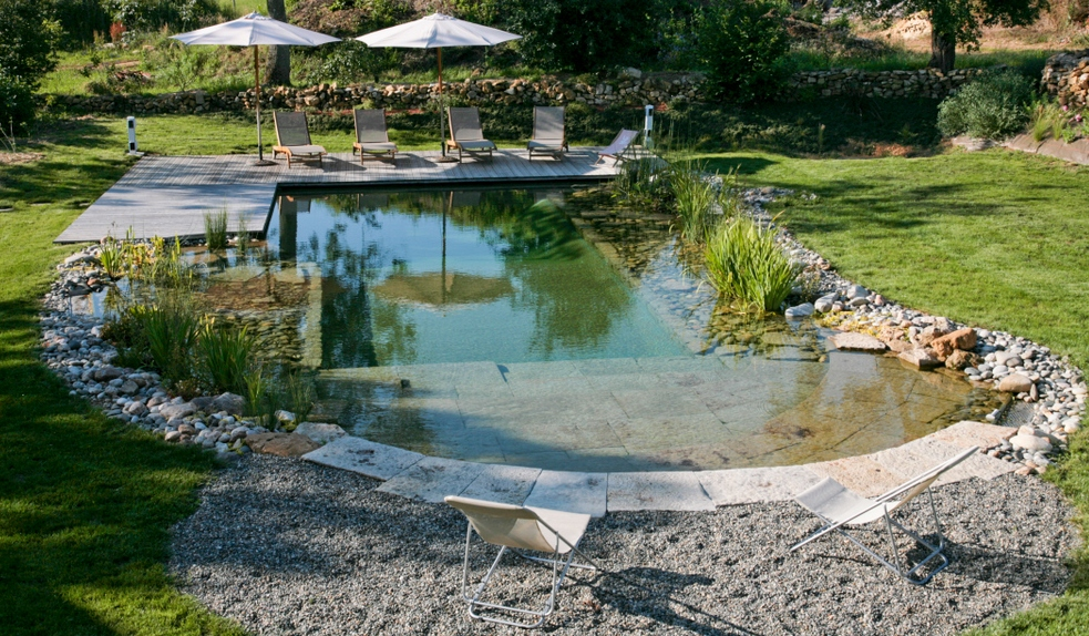 G te co responsable le hameau du quercy co lab lis s for Piscine naturelle prix