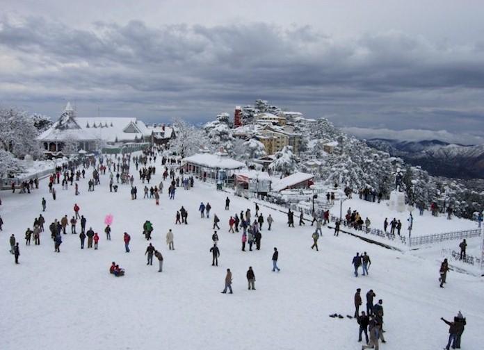 Shimla_inde_du _nord