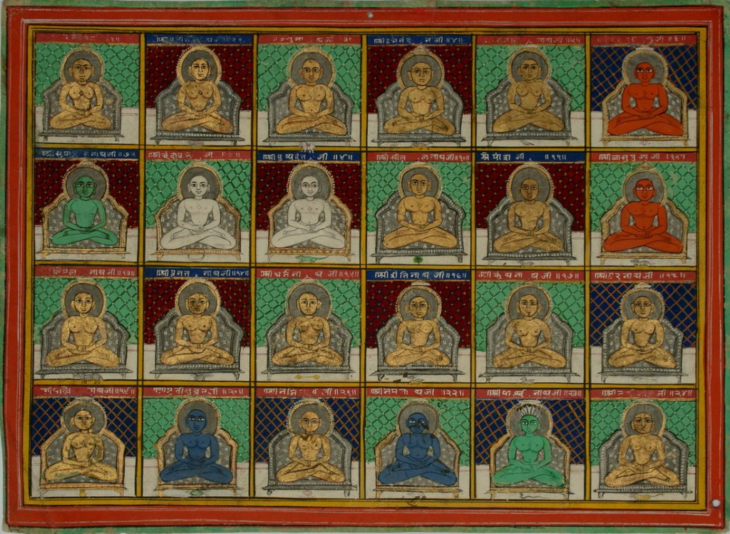 Jain_24-Tirthankaras